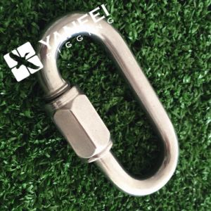 Stainless Steel Quick Link for Chain Link pictures & photos