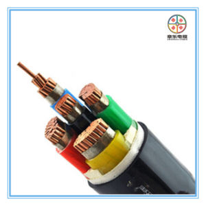 Solid Copper Conductor, XLPE Insulated Cable