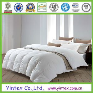 Luxury Hotel White Goose Down Duvets pictures & photos