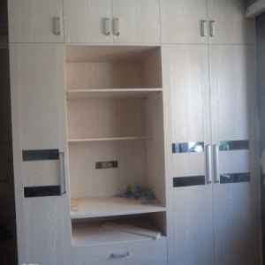 Professional Manufacturer Foshan Double Door Bedroom Wardrobe pictures & photos