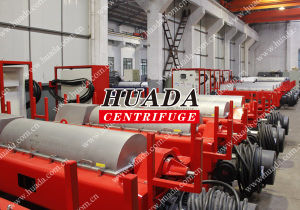 Drilling Solids Control Decanter Centrifuge pictures & photos