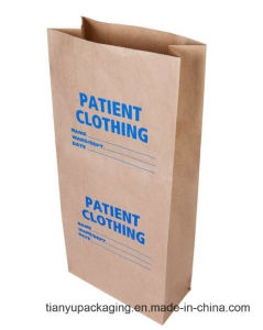 Environmental Friendly Refuse Bag Kraft Paper Bag pictures & photos