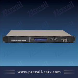 CATV Satellite 19 Rack Optical Transmitter pictures & photos