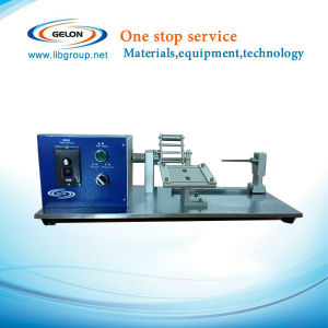 Semi-Automatic Pouch Cell Winding Machine in The Research of Li-ion Pouch Cell (GN-112) pictures & photos