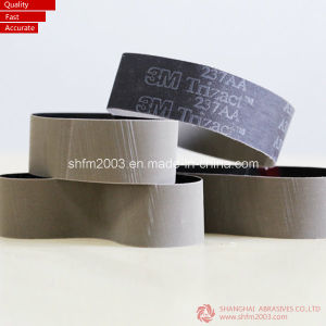 Coated Abrasive Sand Belts for Grinding Metal, Wood (VSM & 3M Raw Material) pictures & photos