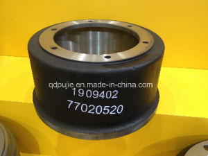 Hot Sale OE Standard 1909402 Truck Brake Drum pictures & photos