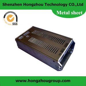 Metal Enclosure Custom Design Control Panel with High Quality pictures & photos