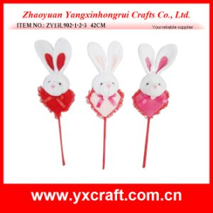 Valentine Decoration (ZY13L902-1-2-3) Valentine Bunny Love Gift Valentine Gift Sets pictures & photos