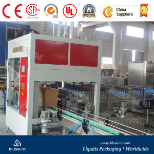 Automatic Carton Packaging Machine for Water Bottle pictures & photos