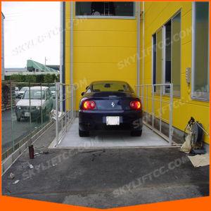 Ce Certificate Hydraulic Scissor Car Lift pictures & photos