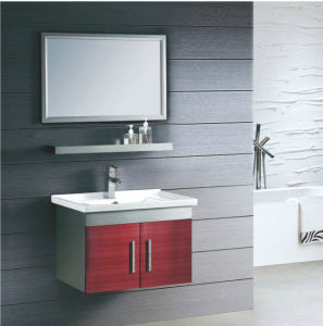 Bathroom Luxurious Stainless Steel Bathroom Cabinet Cabinet Bathroom Cabinet pictures & photos