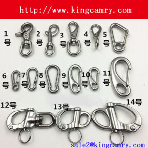 Wholesale Stainless Steel Carabiner/Snap Hook pictures & photos