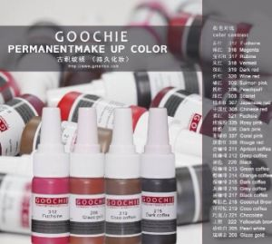New Goochie Permanent Makeup Liquid Micropigment pictures & photos