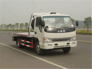 China Low Price Sale JAC Road Wrecker Qz-9 pictures & photos