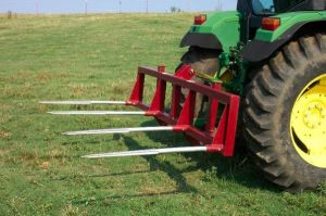 Silage Tine/ Tractors Front Loader Fork pictures & photos