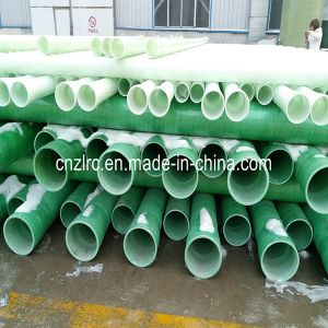 High Quality Water Plant Round FRP Pipe pictures & photos