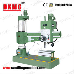 Z3063 Manual for Radial Drilling Machine