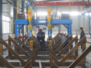 H/T/I/Box Beam Production Line Gantry Type Welding Machine pictures & photos
