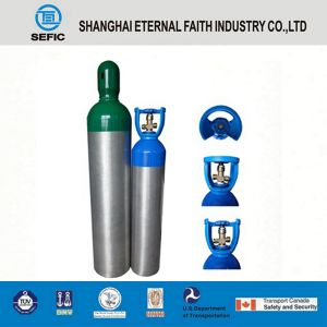 40L High Pressure Aluminum Gas Cylinder (LWH232-40-15) pictures & photos