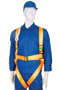 Full Body Safety Harness (JE1005) Meet CE Standard pictures & photos