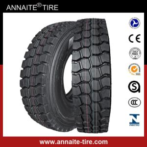 285/75r24.5 New Tubeless Truck Tyre pictures & photos