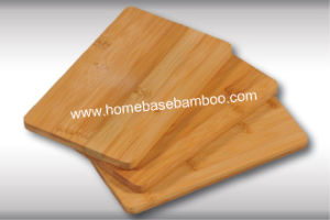 LFGB FDA Bamboo Chopping Cutting Board Fruit Board pictures & photos