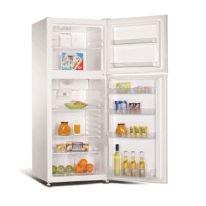 Mechanical / Electronic Control Home Double Door Fridge pictures & photos