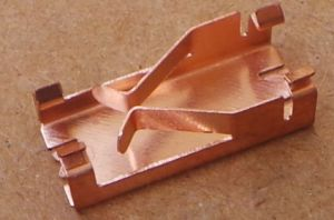 Beryllium Copper Clips pictures & photos
