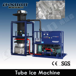 Focusun 5tpd Tube Ice Making Machine pictures & photos