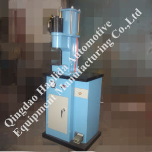 High Quality Qy-6 Model Brake Pad Rivet Machine pictures & photos