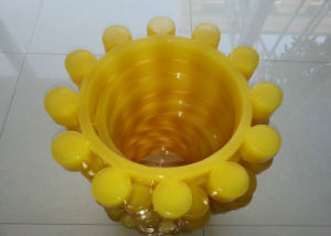 90, 95, 98 Shore a, Mt1 - 13 PU Coupling Made with 100% Virgin Polyurethane, Light Yellow pictures & photos
