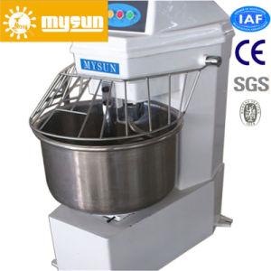 Mysun Stainless Steel Capacity Optional Spiral Dough Mixer with CE pictures & photos