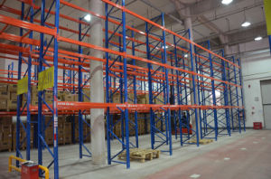 Heavy Duty Warehouse Pallet Rack pictures & photos