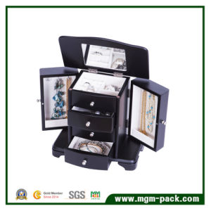 Contracted Style High Quality Wooden Jewelry Boxes pictures & photos