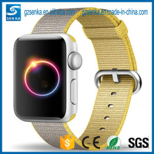 for Apple Watch Band Series 2 Classic Woven Nylon Band Replacement Wrist Bracelet Strap pictures & photos