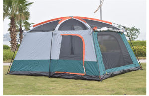 3 Rooms Large Outdoor Camping Tents for OEM pictures & photos
