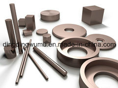 Copper Tungsten Disc Electrode for EDM pictures & photos