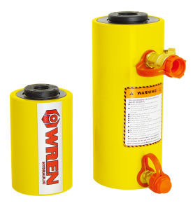 Double-Acting Hollow Plunger Hydraulic Cylinder