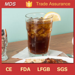 Clear Hot Sale 14oz Rock Restaurant High Quality Drinking Glass pictures & photos