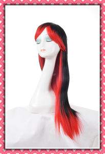 Hot Synthetic Hair Wig Long Size Wig pictures & photos