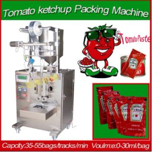 Tomato Ketchup Packing Machine (DxD-50YB) pictures & photos