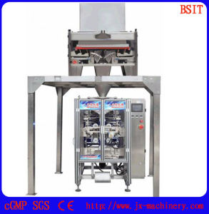 Granule Bag Sachet Food Filling Packing Machine Automatically (5000g) pictures & photos