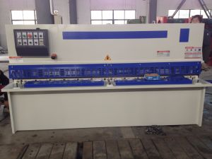 Hydraulic Swing Beam Plate Shear Machine (QC12Y) pictures & photos