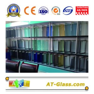 6A, 9A, 12A Insulated Glass with Toughened Glass/Low-E Glass/Float Glass used for Building pictures & photos