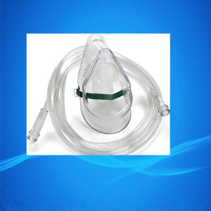 Oxygen Face Mask/Medical Mask/ Anesthesia Mask/ Oxygen Mask pictures & photos