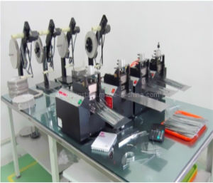 Automatic Cutting Machine for Ribbon in Solar Module Production Line