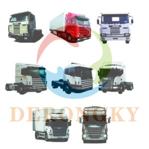 Body Parts for Scania Truck
