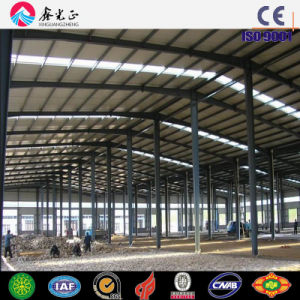 Steel Structure / Warehouse /Steel Structrue Workshop (SSW-38) pictures & photos
