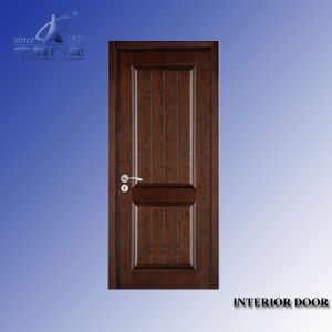 Indian Style Wooden Doors pictures & photos