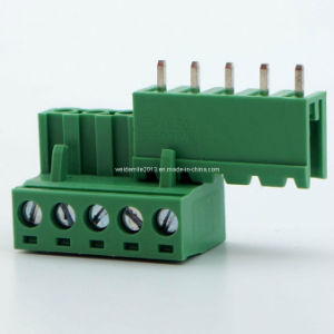 Queen Type Terminal Block (2EDGV/R)